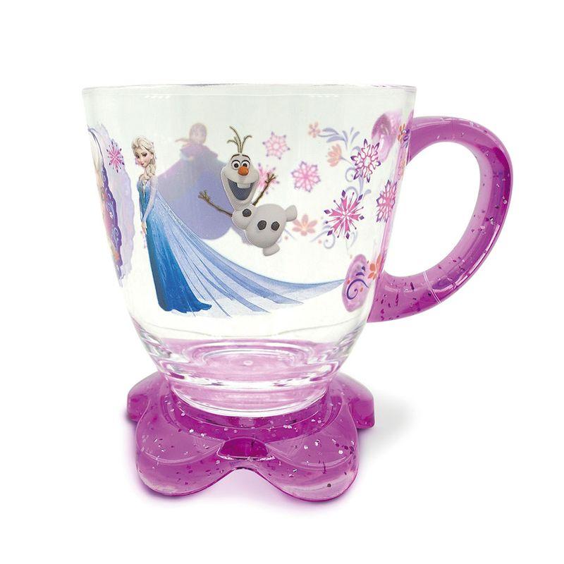 Caneca-Acrilica---Disney---Frozen---Rosa---Taimes