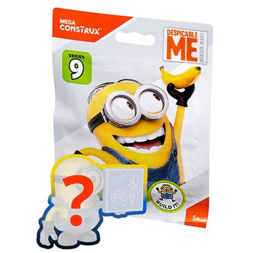 Figura Surpresa Mega Bloks - Minions - Mattel