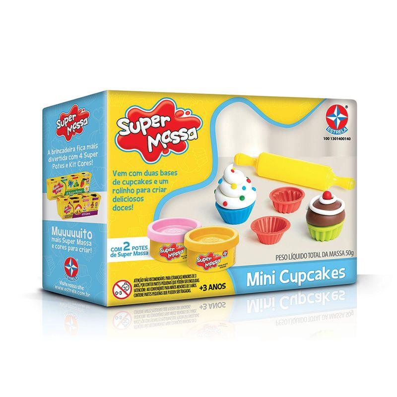 Super-Massa---Mini-Cupcakes---Estrela