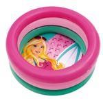 Piscina-Infantil---Redonda---Barbie-Fashion---68-Litros---Fun
