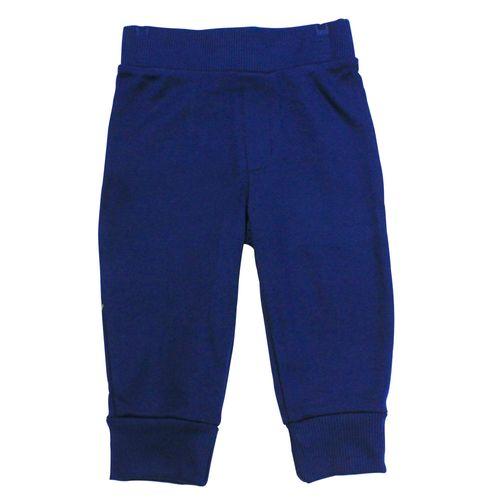 Calça Azul Marinho Lisa com Cós e Punho - Koala Baby - Babies'R'Us