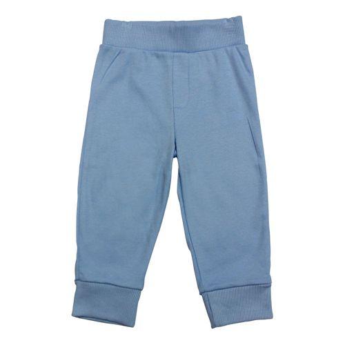 Calça Azul Claro Lisa com Cós e Punho - Koala Baby - Babies'R'Us