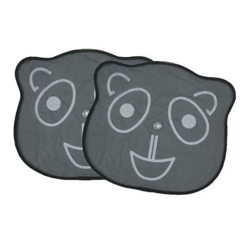 Redutor de Claridade Duplo - Urso - Preto - Girotondo Baby