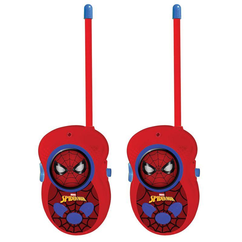 Conjunto-de-Walkie-Talkie---Disney---Marvel---Spider-Man---Candide