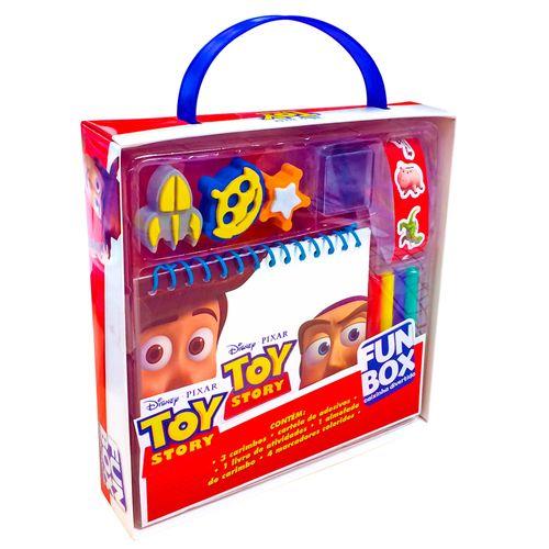 Conjunto de Artes - Disney - Pixar - Toy Story - DCL Editora