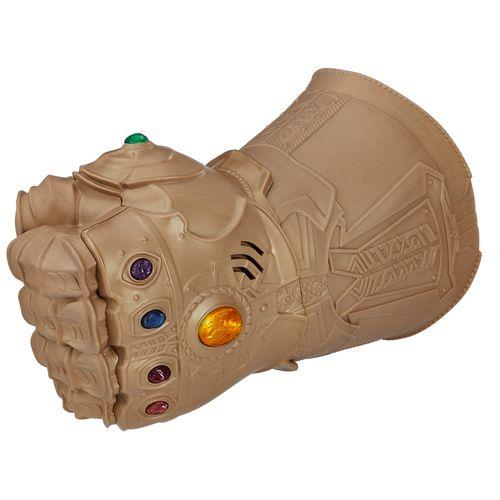 Manopla Eletrônica - Disney - Marvel - Vingadores - Guerra Infinita - Thanos - Hasbro
