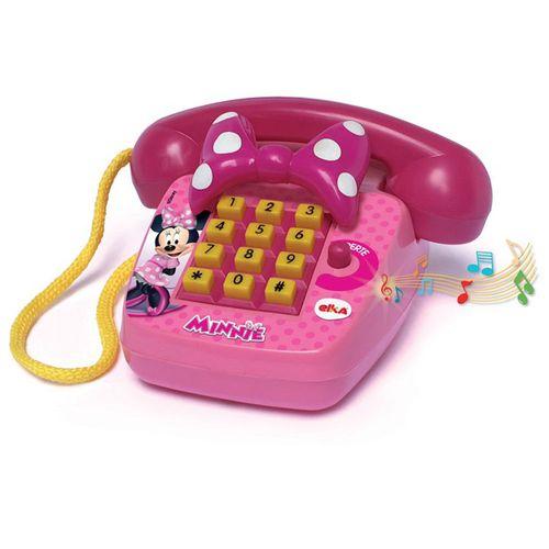 Telefone Sonoro - Disney - Minnie - Elka