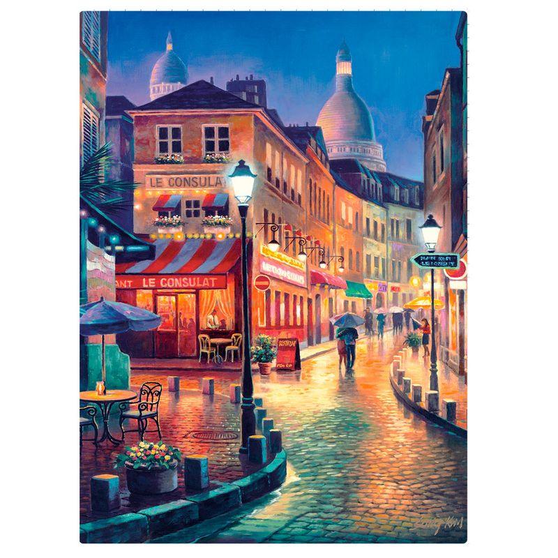 Quebra-Cabeca---Vielas-Francesas---Bares-Noturnos---1000-Pecas---Toyster