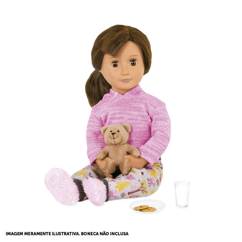 Acessorios-para-Boneca---Our-Generation---Pijama-de-Ursinho