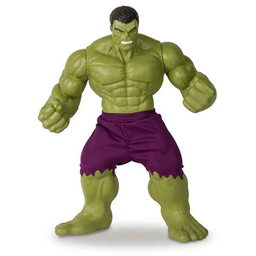 Boneco Gigante - 50 Cm - Disney - Marvel - Revolution - Hulk - Mimo
