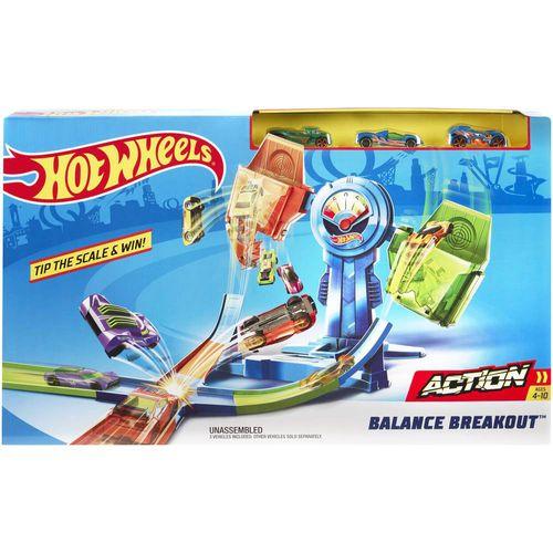 Pista Hot Wheels - Equilíbrio Extremo - Mattel