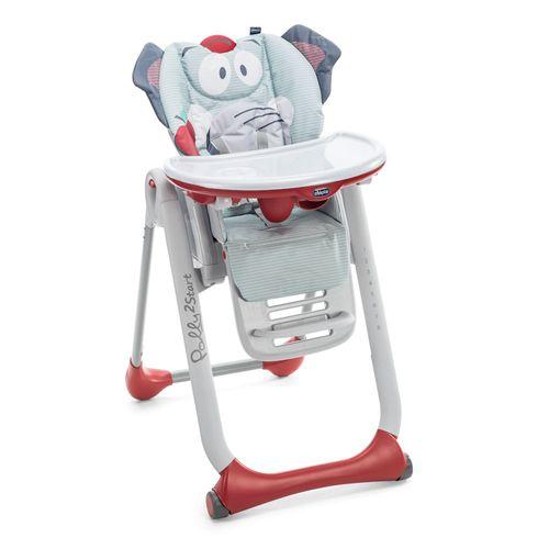 Cadeira de Alimentação - Polly2Start - Baby Elephant - Chicco