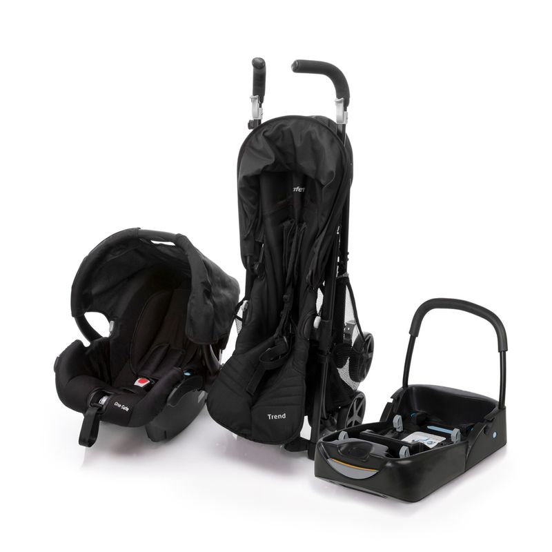 Travel-System---Trend-Black---Safety-1St