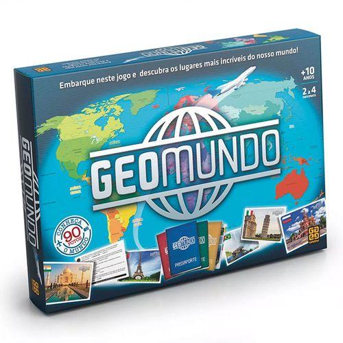 Jogo - Geomundo - Grow