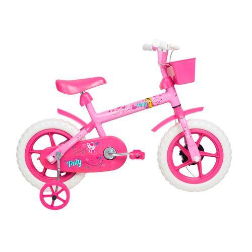 Bicicleta ARO 12 - Paty - Rosa e Fuscia - Verden Bikes