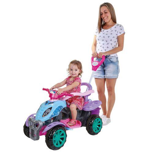 Mini Veículo de Passeio - Quadriciclo Meninas - Maral