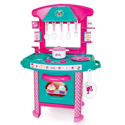 Acessórios para Boneca - Barbie Chef - Cozinha - Cotiplás