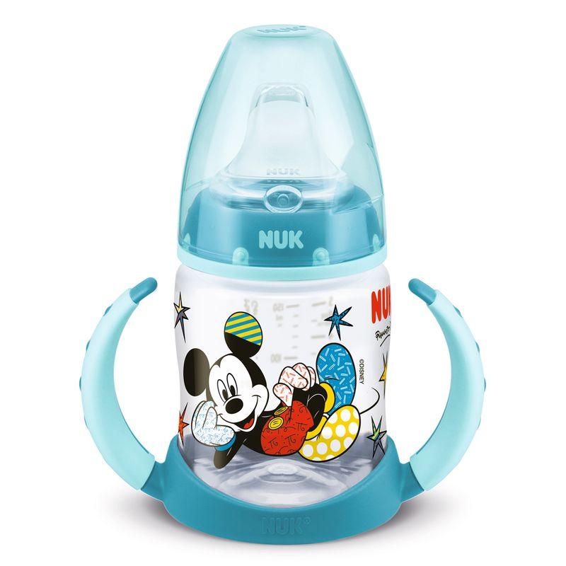 Copo-de-Treinamento---150Ml---First-Choice---Disney-by-Britto---Mickey---NUK