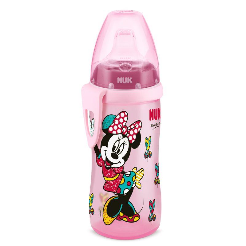 Copo-de-Treinamento---300Ml---Junior-Cup---Disney-by-Britto---Minnie---NUK