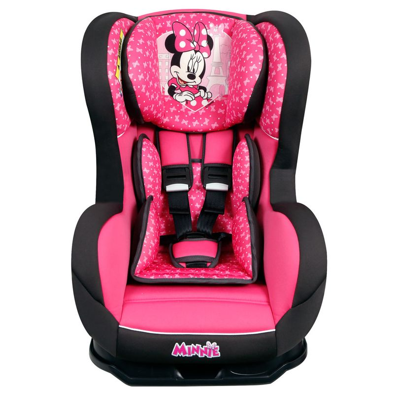 Cadeira-Para-Auto---De-0-a-25-Kg---Disney---Primo---Minnie---Paris---Team-Tex