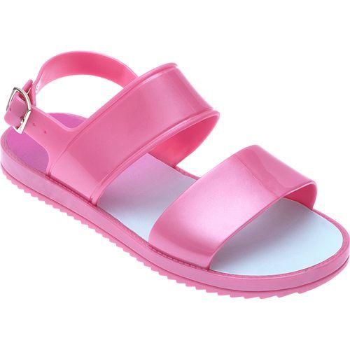 Sandália para Bebês - Feminina - Colore Rosa - Pimpolho