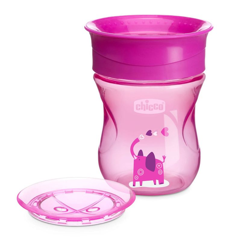 Copo-de-Treinamento---360-Perfect-Cup---200-Ml---Rosa---Chicco