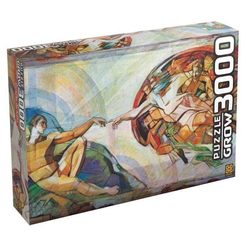 Quebra-Cabeca---Criacao-de-Adao---3000-pecas---Gro