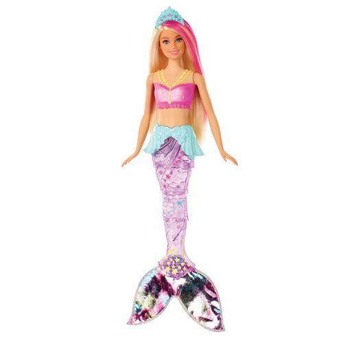 Boneca Barbie - Barbie Dreamtopia - Sereia com Luzes - Mattel