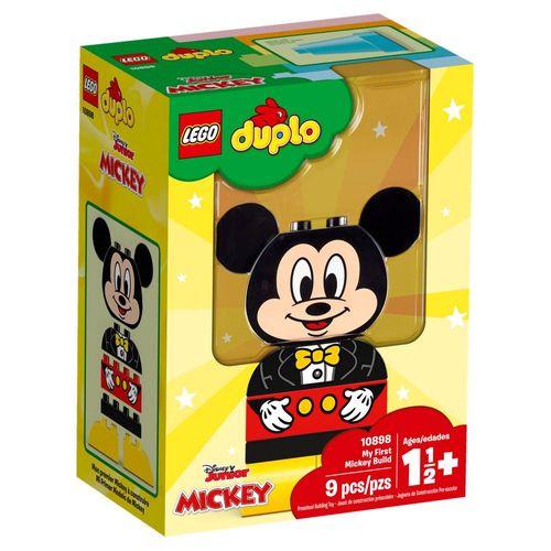 LEGO DUPLO - Disney - Meu Primeiro Mickey Mouse - 10898