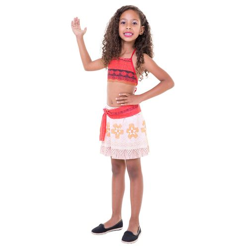 Fantasia Infantil - Pop - Disney - Moana - Regina Festas