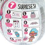 Mini-Boneca-Surpresa---LOL---Lil-Outrageous-Littles---Bling-Series---7-Surpresas---Candide