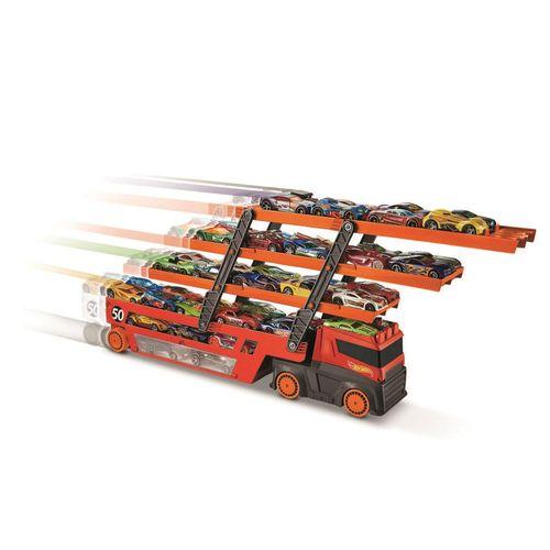 Veículo Hot Wheels - Caminhão Mega Transporter - Mattel