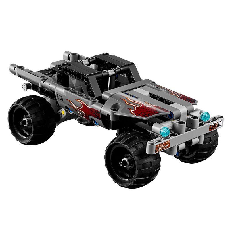 LEGO-Technic---Caminhao-de-Fuga---42090
