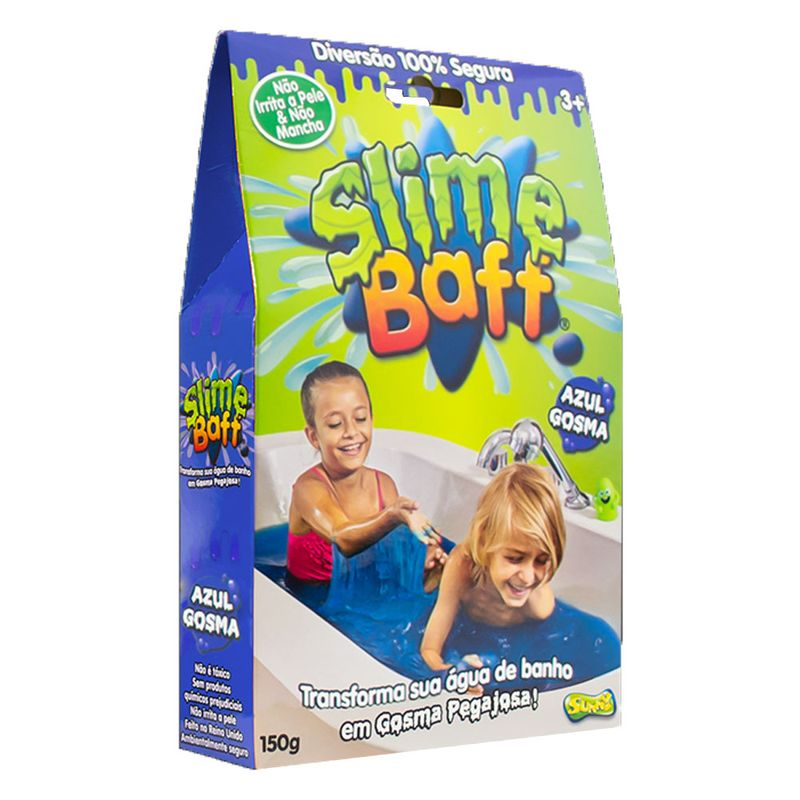 Slime-para-Banho---150g---Gosma-Pegajosa-Azul---Slime-Baff---Sunny_Frente