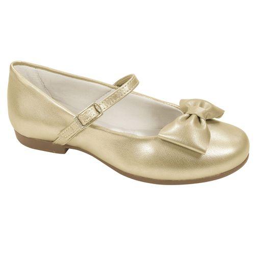Sapato para Bebês - Angel - Dourado - Pampili