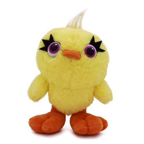 Pelúcia 17 Cm - Disney - Toy Story 4 - Ducky - Disney - Toyng