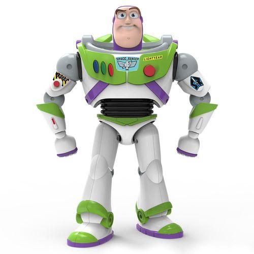 Boneco Articulado - 25 Cm - Disney - Toy Story 4 - Buzz Lightyear com Sons - Toyng