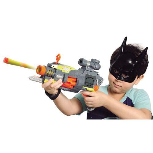 Lançador de Dardos - DC Comics - Batman - Super Lançador e Máscara - Novabrink