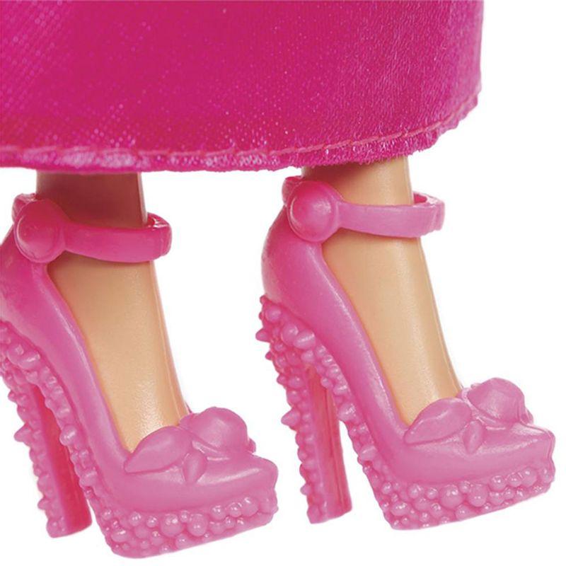 Boneca-Barbie---Reinos-Magicos---Vestido-com-Laco---Roxo-e-Rosa---Mattel_Detalhe