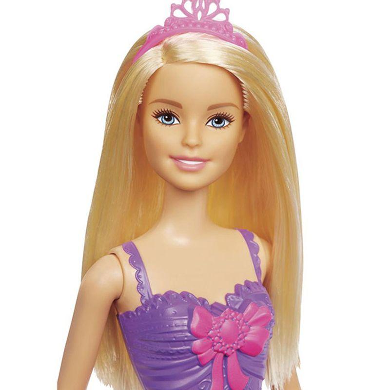 Boneca-Barbie---Reinos-Magicos---Vestido-com-Laco---Roxo-e-Rosa---Mattel_Detalhe1