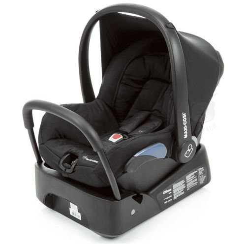 Bebê Conforto com Base - De 0 a 13 Kg - Citi - Nomad Black - Maxi-Cosi