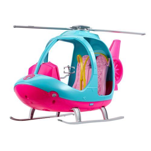 Veículo Barbie - Helicóptero da Barbie - Mattel