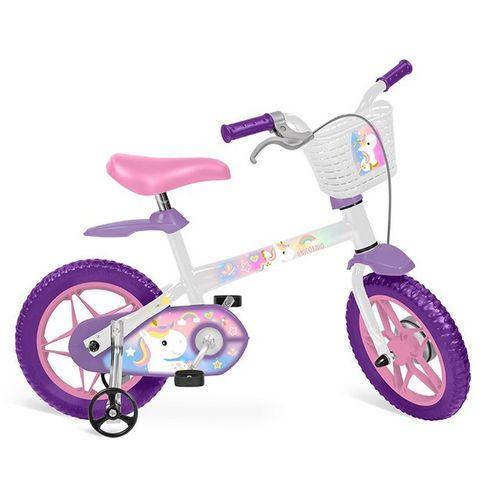 Bicicleta ARO 12 - Unicórnio - Bandeirante
