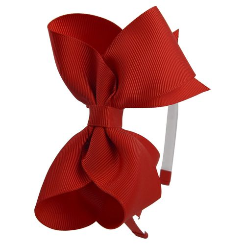 Tiara Infantil - Isadora - Vermelho - Lallita