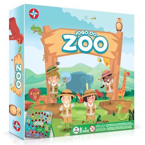 Jogo do Zoo - Estrela
