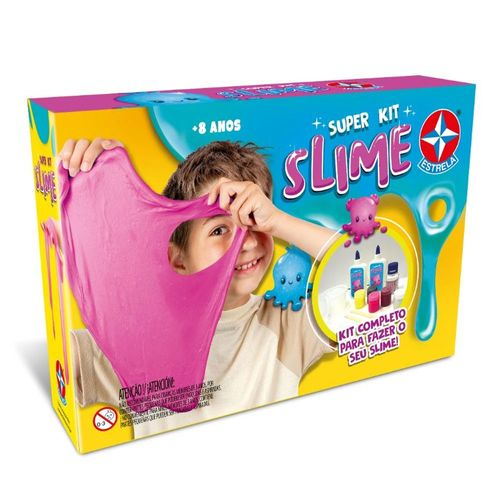 Conjunto de Artes - Super Kit Slime - Estrela