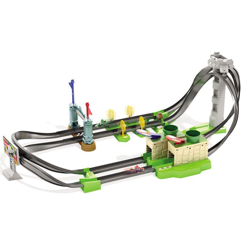pista-de-percurso-e-veiculo-hot-wheels-mario-kart-circuito-lite-mattel-GHK15_frente