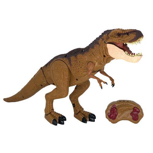 Figura Eletrônica - Lendários - Dino - Dinossauro de Controle Remoto - Candide