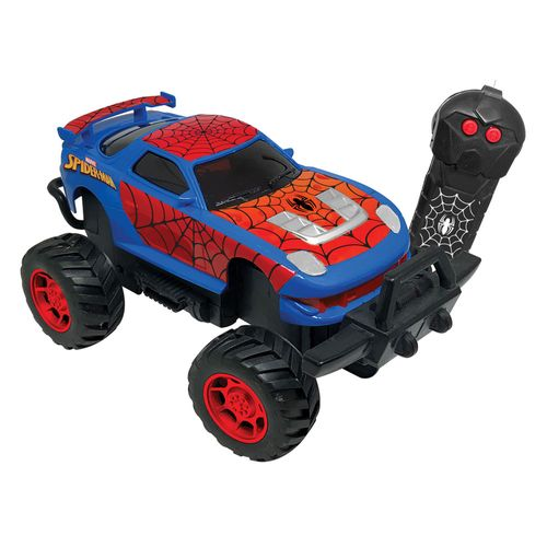 Veículo de Controle Remoto - Marvel - Spider-Man - Tangle - Candide