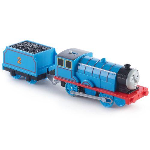 Locomotiva Thomas e Seus Amigos - Trens Motorizados - Edward - Fisher-Price